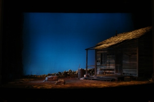 Bill Clarke's Set for A Moon for the Misbegotten