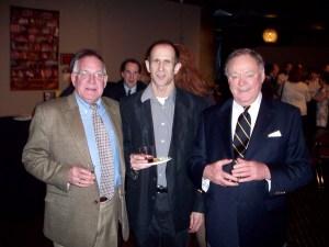 MRT IRNE Winners Ross Bickell, Bill Clarke and Jack Davidson