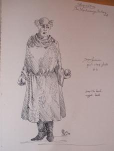 Friar Costume - Arthur Oliver